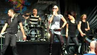 World out games 2009 Kate Ryan babacar live