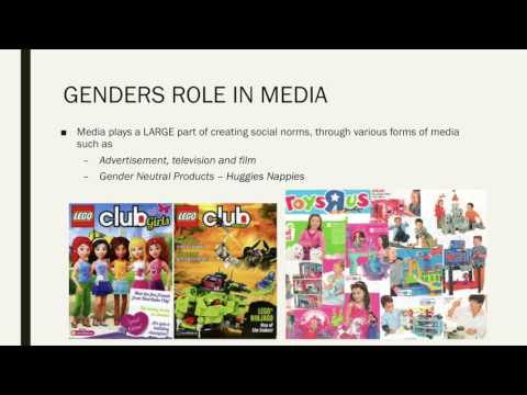 Gender, Sexuality and Media
