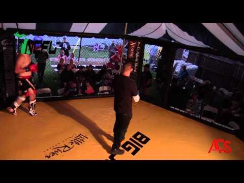 NCFL Steve Vs. David Nowland (Kickboxing)