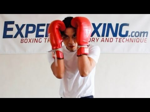 Stay Calm During Sparring
