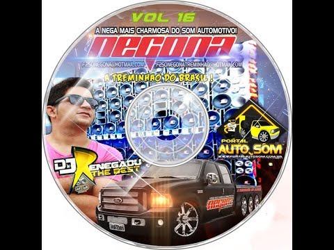 CD F250 NEGONA TREMINHAO VOL 16 - DJ RENEGADU Alguém sabe por favor?