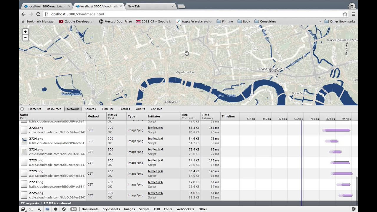 Custom maps style MapBox vs CloudMade vs GoogleMaps