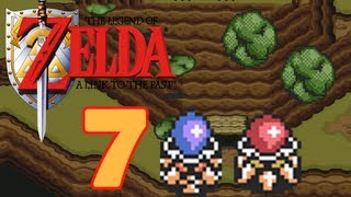 Let's Play The Legend of Zelda A Link to the Past Part 7: Heras Turm