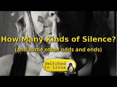 How Many Types of Silence?