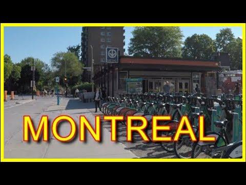 Montreal, Canada   Walking Tour