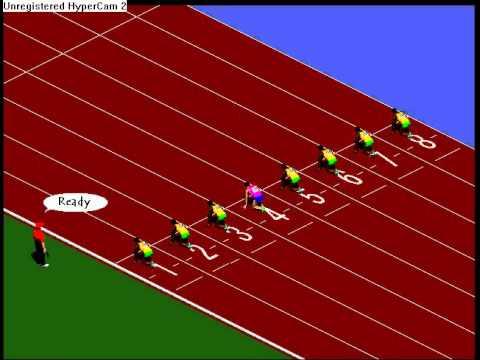 Sprinter game 2 !!!