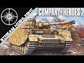 The Panzer Blitz! - Company of Heroes 2 Stream Highlight
