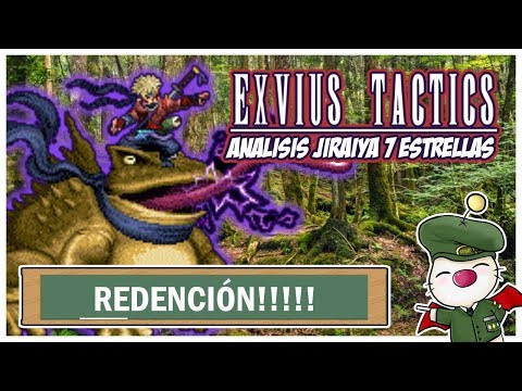 Descargar Video FFBE GL - ANALISIS JIRAIYA 7 ESTRELLAS - VENGANZA!!!! - Final Fantasy Brave Exvius