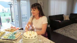 Macaron Recipe and Birthday Vlog Big 30