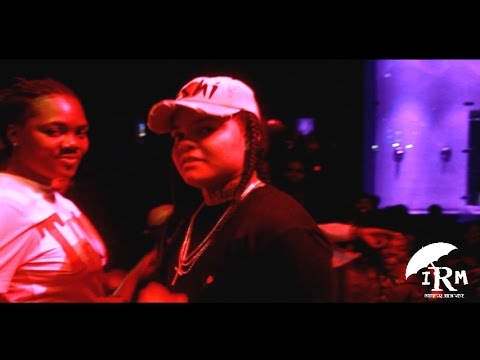 Young MA first time in Dallas performs Ooouuu at...