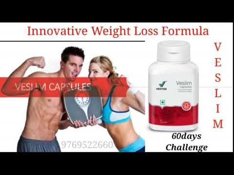 Veslim Capsule | Weight Loss Advanced Formula | Vestige