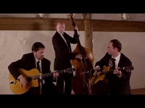Gypsy Swing | Jonny Hepbir Trio | UK & International Gypsy Jazz Band Hire