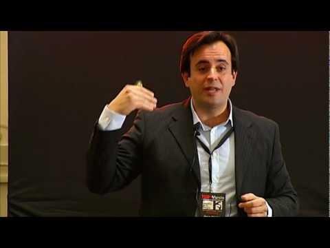 El optimismo como motor del cambio positivo: Oscar Sanchez at TEDxMurcia