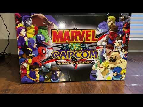 Arcade 1UP   Marvel vs Capcom from Emmanuel Negrete
