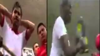 Pacquiao VS Mayweather: Manny Pacquiao Ready for