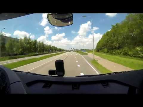 GoPro: My day of trucking in holland