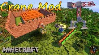 Minecraft 1.7.2 - Instalar Crane Mod / Español