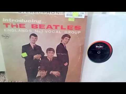 HOLY GRAIL Introducing the Beatles Stereo Version 1 AUTHENTIC Column Back- Beatles Vinyl Find Update
