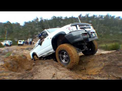 Toyota Hilux With  Ifs Lift Kit Sheik Lithgo Clip 01 You