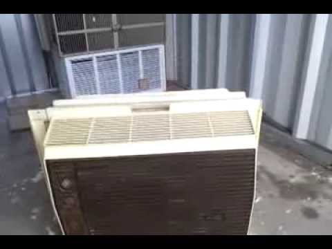 Early 80 S Hotpoint Porta Cool Air Conditioner Youtube