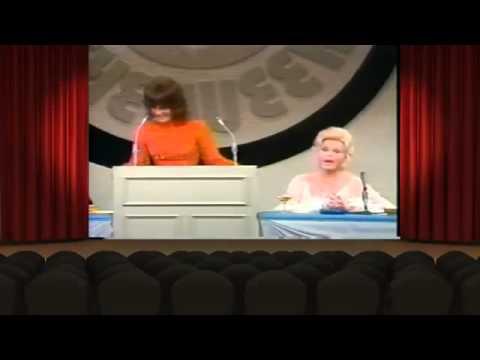 Dean Martin Celebrity Roast ~ Zsa Zsa Gabor 1973