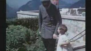 WW II : RARE COLOR FILM : HITLER