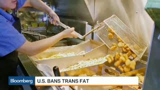 FDA to Ban Trans Fat Over Next Three Years