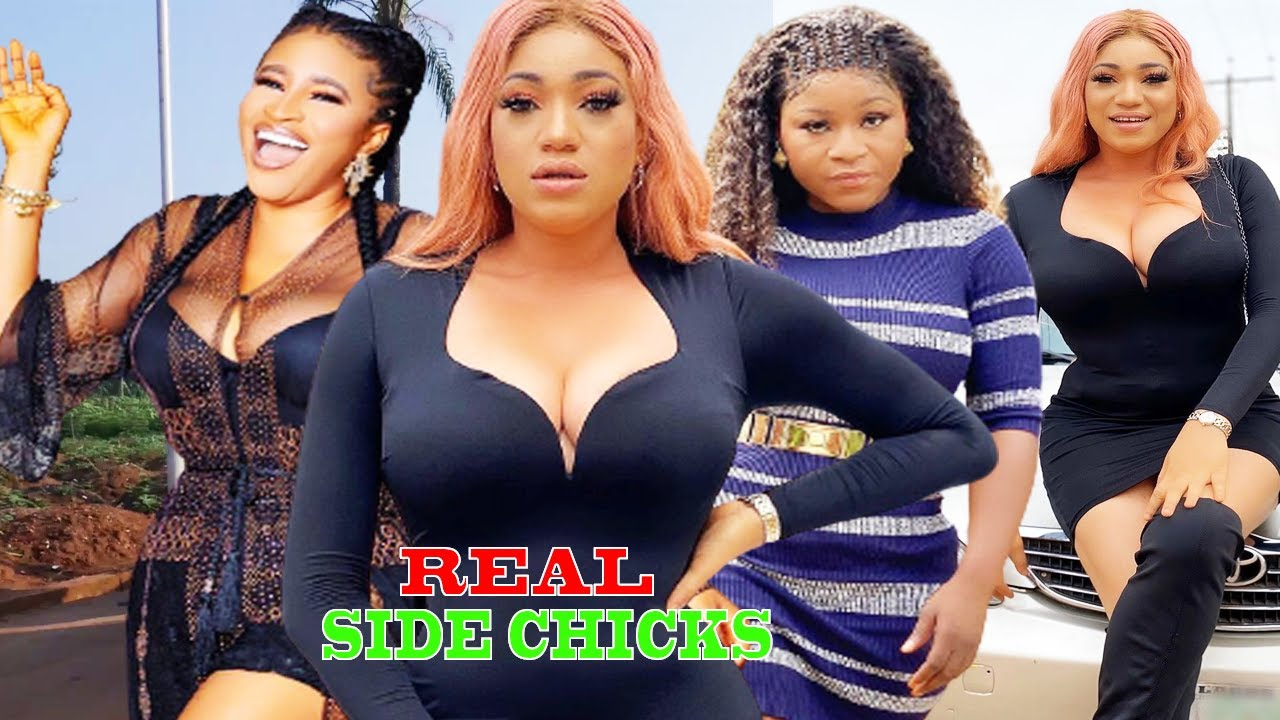 Download REAL SIDE CHICKS SEASON 1- NEW MOVIE 2020 LATEST NIGERIAN NOLLYWOOD MOVIE