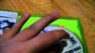 FIFA Soccer 10 Unboxing Xbox 360