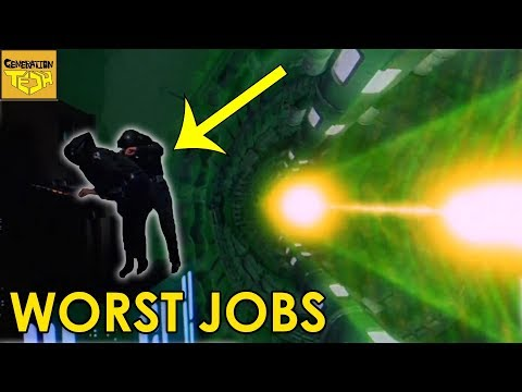 The 5 WORST JOBS in Star Wars