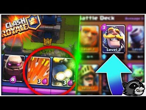 7 Carduri care au fost Modificate in Clash Royale