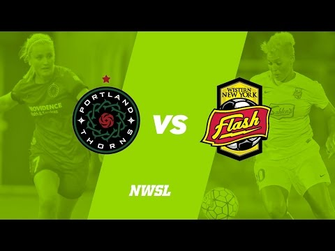 Portland Thorns FC vs. Western New York Flash