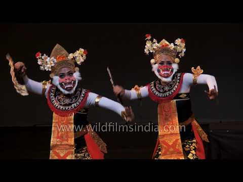 Ramayana from Indonesia : Indian epic from South-east Asia