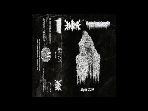 Bloodsoaked Necrovoid (Costa Rica) / Ratlord (Germany) - Split 2019