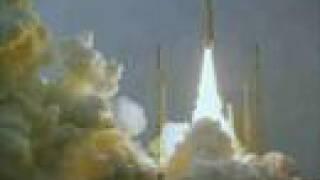 Ariane 5 Explosion