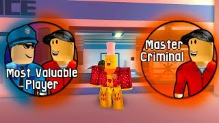 COMPLETING THE NEW HARDEST BADGES (Roblox Jailbreak)