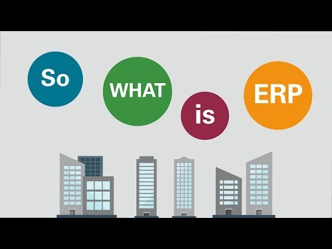 What is ERP System? (Enterprise Resource Planning)