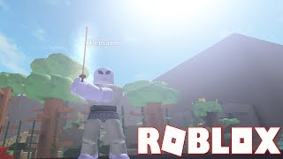 Becoming a Ninja Assassin in Roblox | Yin vs Yang *NEW GAME* | iBeMaine