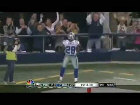 Felix Jones highlights 08 - 09