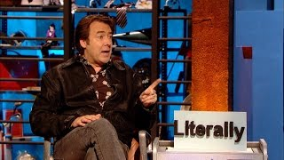 Jonathan Ross on the incorrect use of