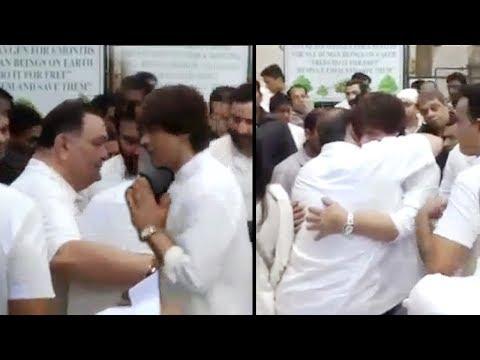 Shahrukh Khan's Sweetest Gesture For Rishi Kapoor And Rajiv Kapoor