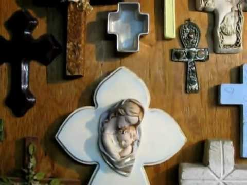 Colección De Cruces De El Caballero De La Brasilia Oxidada Youtube