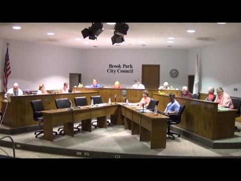 Brook Park Caucus and Brook Park Special Council Meeting 09/26/2017