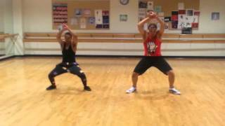 DJ Smallz We Are Young Choreography