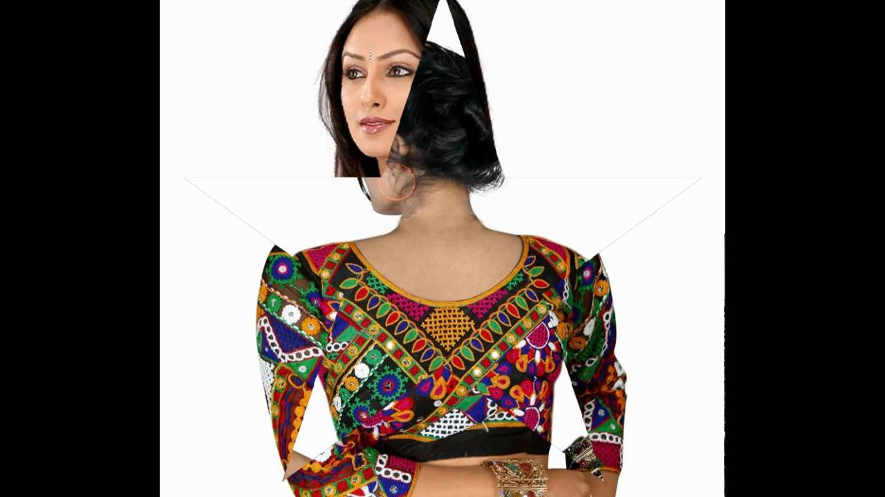 59718090164e34 buy designer saree blouse online for women at lowest price in India -  YouTube