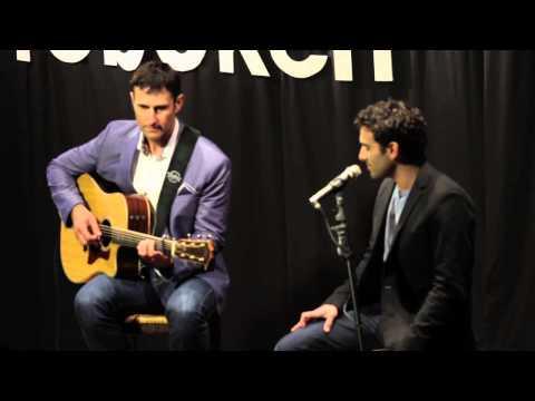 Hallelujah: Jarrod Spector and Dave Carrol at TEDxHoboken