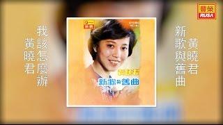 黃曉君 - 我該怎麼辦 [Original Music Audio]