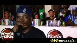 MC Cidinho - Participação Especial MC Smith :: Ao vivo na Roda de Funk ::