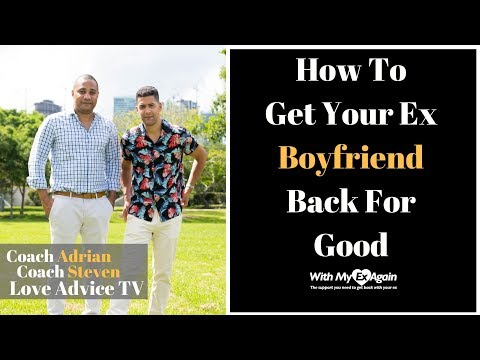 Get Your Ex Boyfriend Back Coach