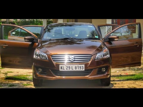 Maruthi Ciaz VXI+ Interior and Exterior Full View